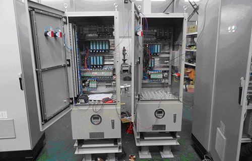 SIEMENS S7-400 redundant control system engineering case application