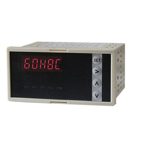 DK60H8CV true RMS measuring multi function AC and DC voltmeter
