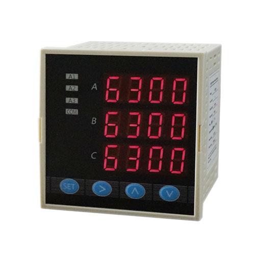 DK6304A three phase true RMS current meter