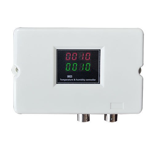 Dk0010 dual loop temperature and humidity controller