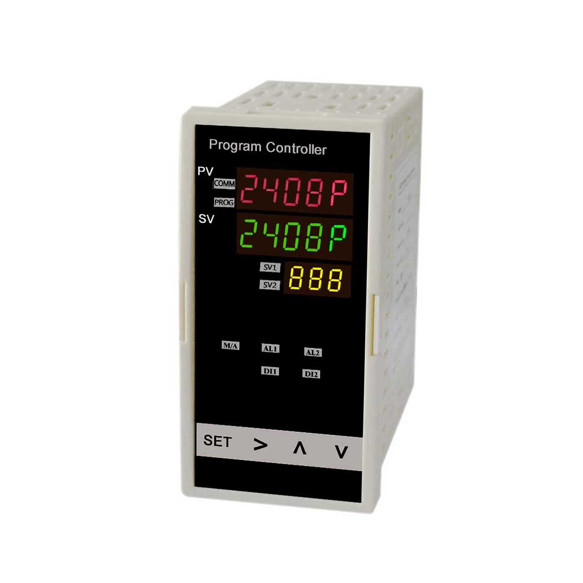 DK2408 double input switch quantity detection and remote control SV intelligent PID controller transmitter