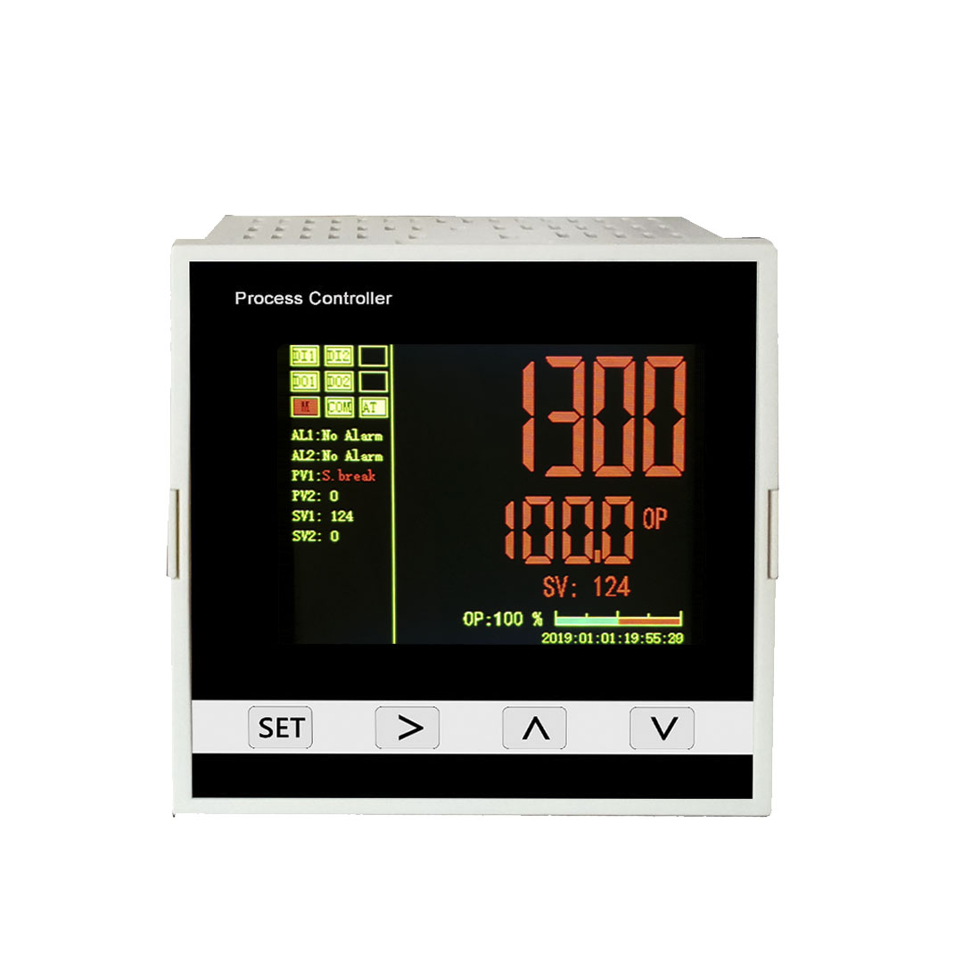 DK2800 series PID program curve control instrument